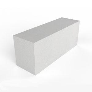 Блок газобетонный 625х250х200 D500 купить в Волгограде