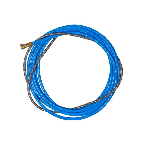 Канал направляющий для горелки 5,5м Синий (0,6-0,9мм) купить в Волгограде
