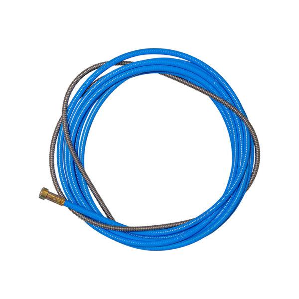 Канал направляющий для горелки СТАЛЬ 3,5м синий (0,6-0,9 мм) купить в Волгограде