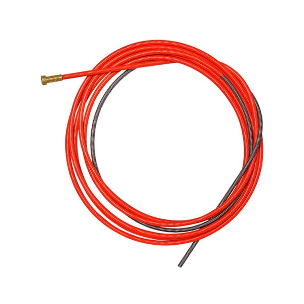 Канал направляющий для горелки СТАЛЬ 3м красный (1,0-1,2 мм) купить в Волгограде