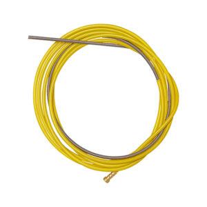 Канал направляющий для горелки СТАЛЬ 3,5м желтый (1,2-1,6 мм) купить в Волгограде