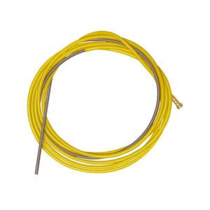 Канал направляющий для горелки СТАЛЬ 5,5м желтый (1,2-1,6мм) купить в Волгограде