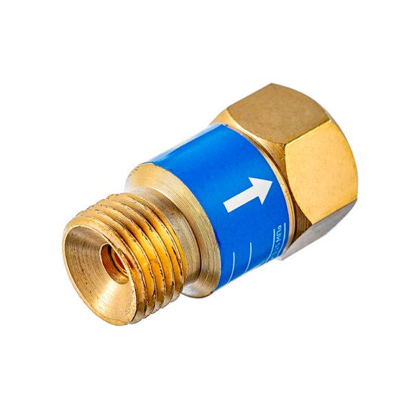 Клапан кислородный обратный ККО (на резак или горелку) М16х1,5 купить в Волгограде