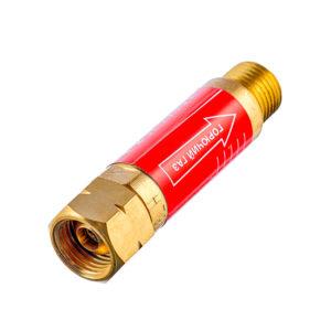 Клапан огнепреградительный газовый КОГ (на редуктор) М16х1,5LH купить в Волгограде